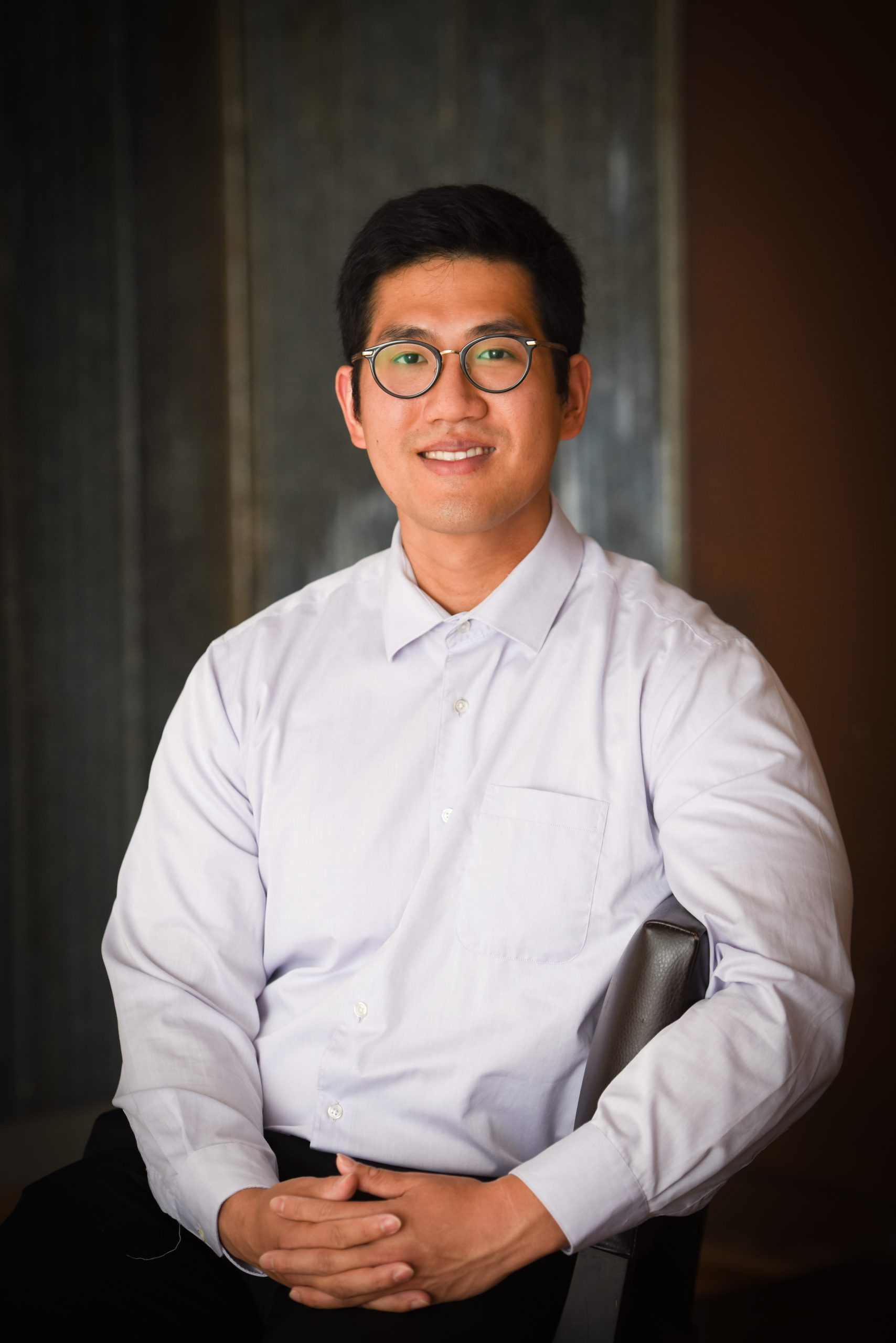 Dr. Kevin Yang of Westgate Dental Centre